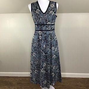 Eddie Bauer Sleeveless Dress Cotton size 6
